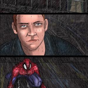 Black Spider-Man - 01