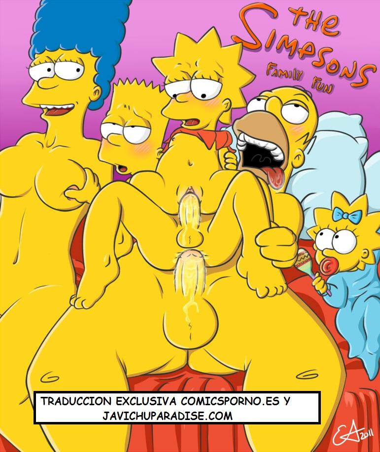 SureFap xxx porno The Simpsons - Hillbillies xxx porno