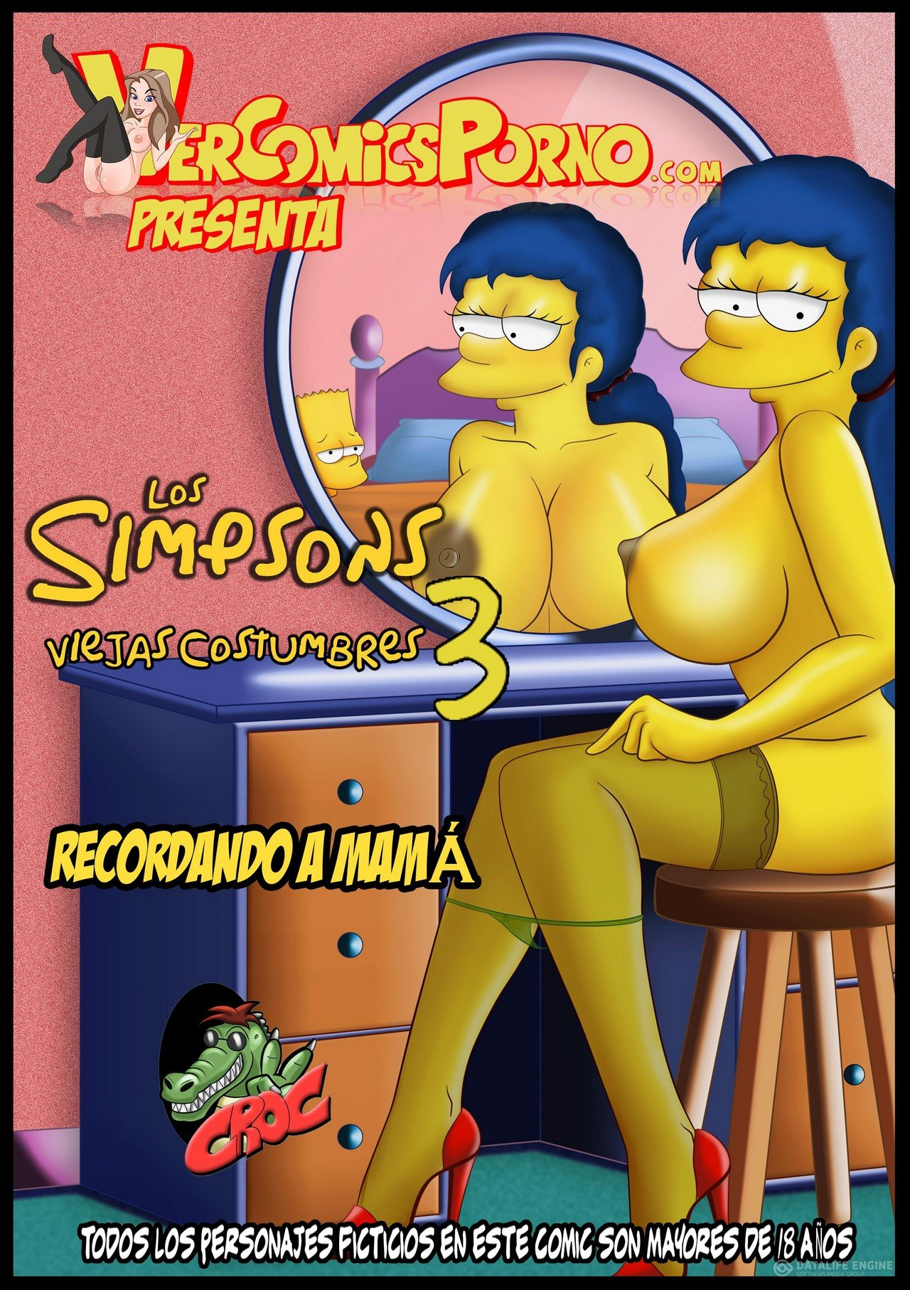 Recordando a mama - 00_Cover