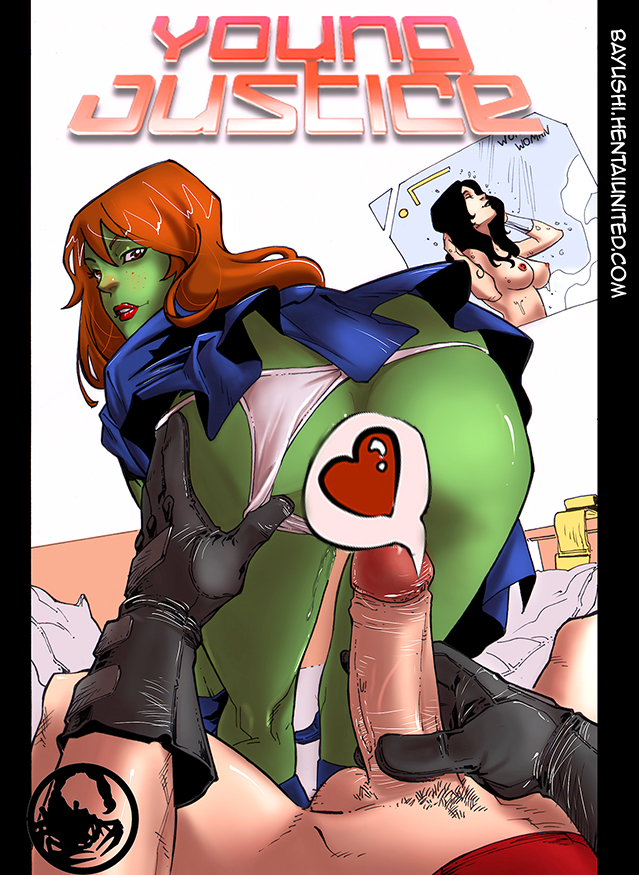 Young Justice Sex.2 - 00_Cover