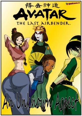 Avatar the Last Airbender - An Unknown Aspect xxx porno