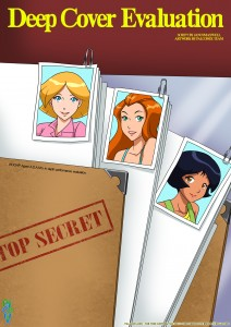 Totally Spies - [Palcomix] - Deep Cover Evaluation xxx porno