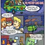 Scooby Doo - Mystery Gang Bang xxx porno