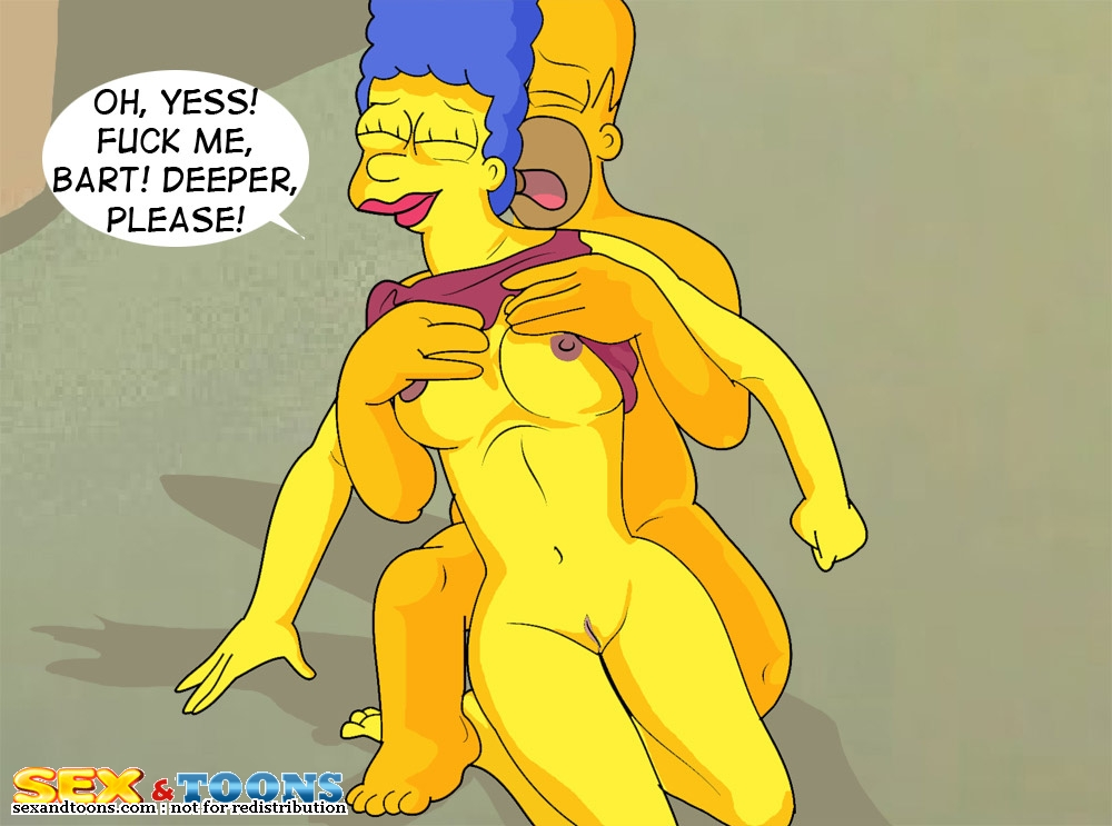Homer+Marge - Not Bart - 01