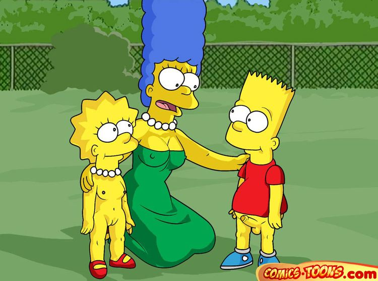 Marge Teaches Children to Fuck - 001