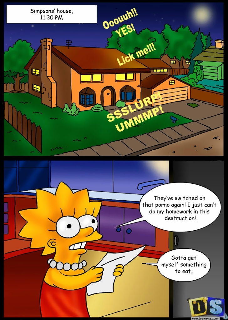 Simpsons House - 01