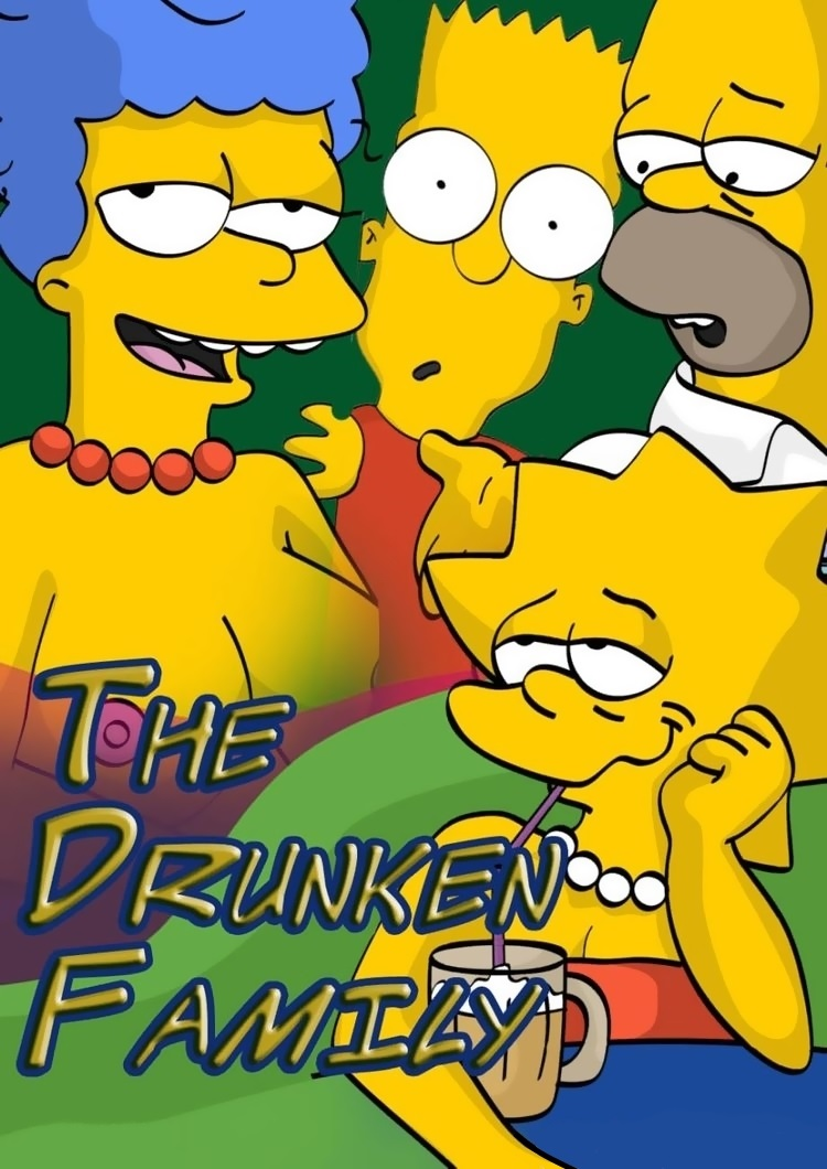 The Drunken Family - 00_Cover
