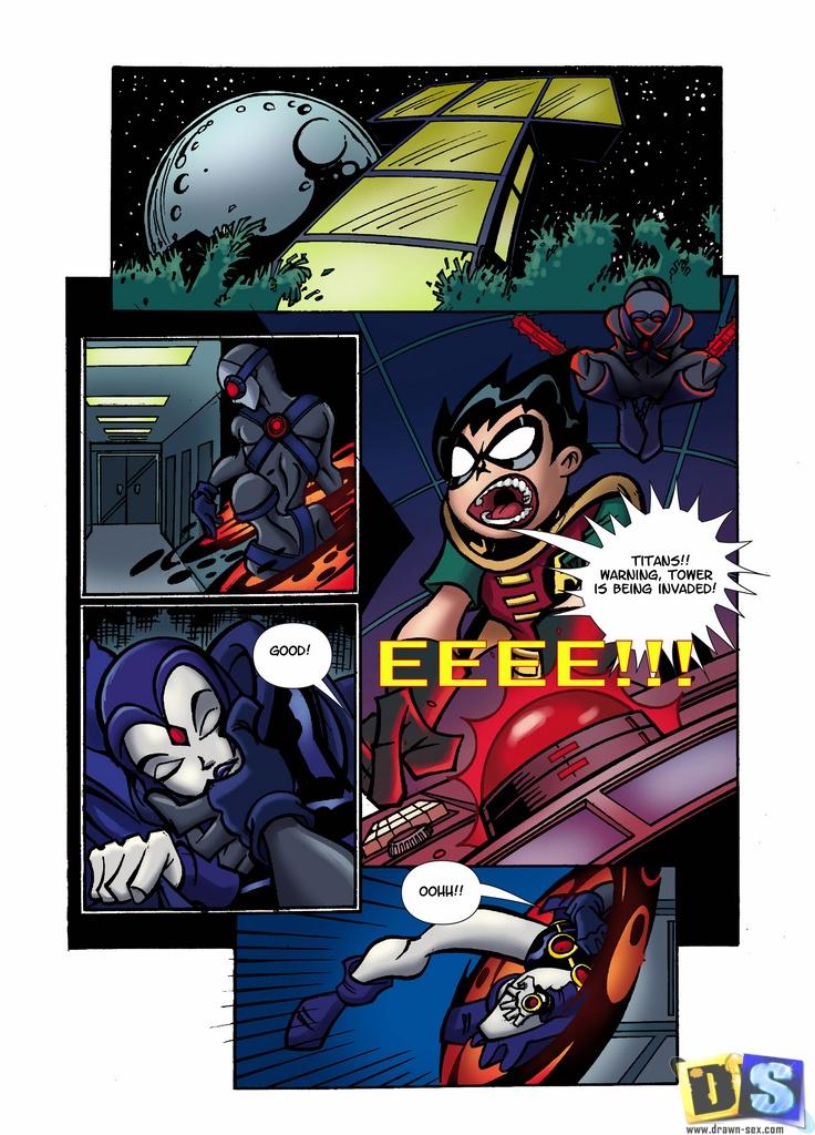 The Evil Raven - 01