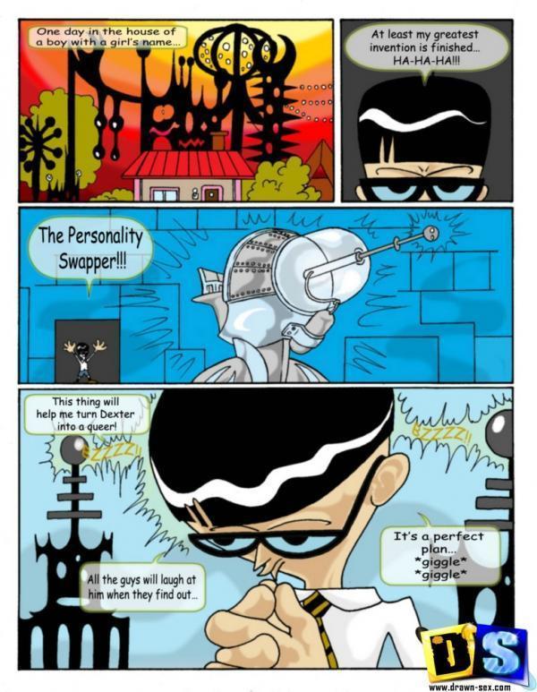 Dexter Laboratory Porno 107