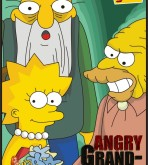 The Simpsons — [Comics-Toons] — Angry Grand-Daddies xxx porno