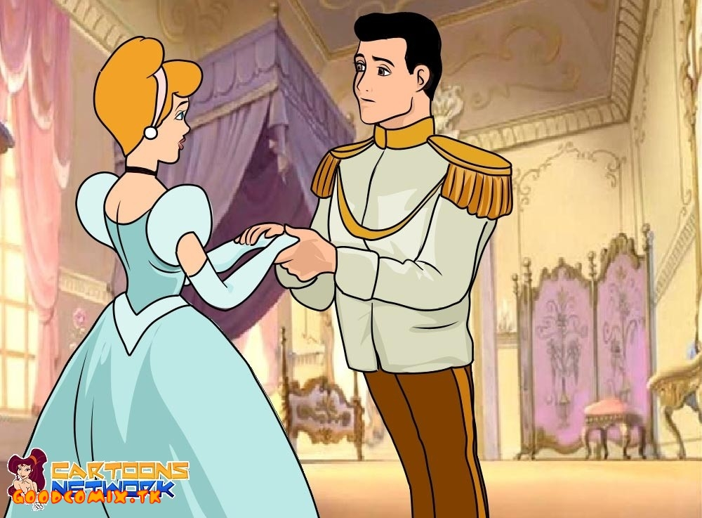 Cinderela and Prince-toons01