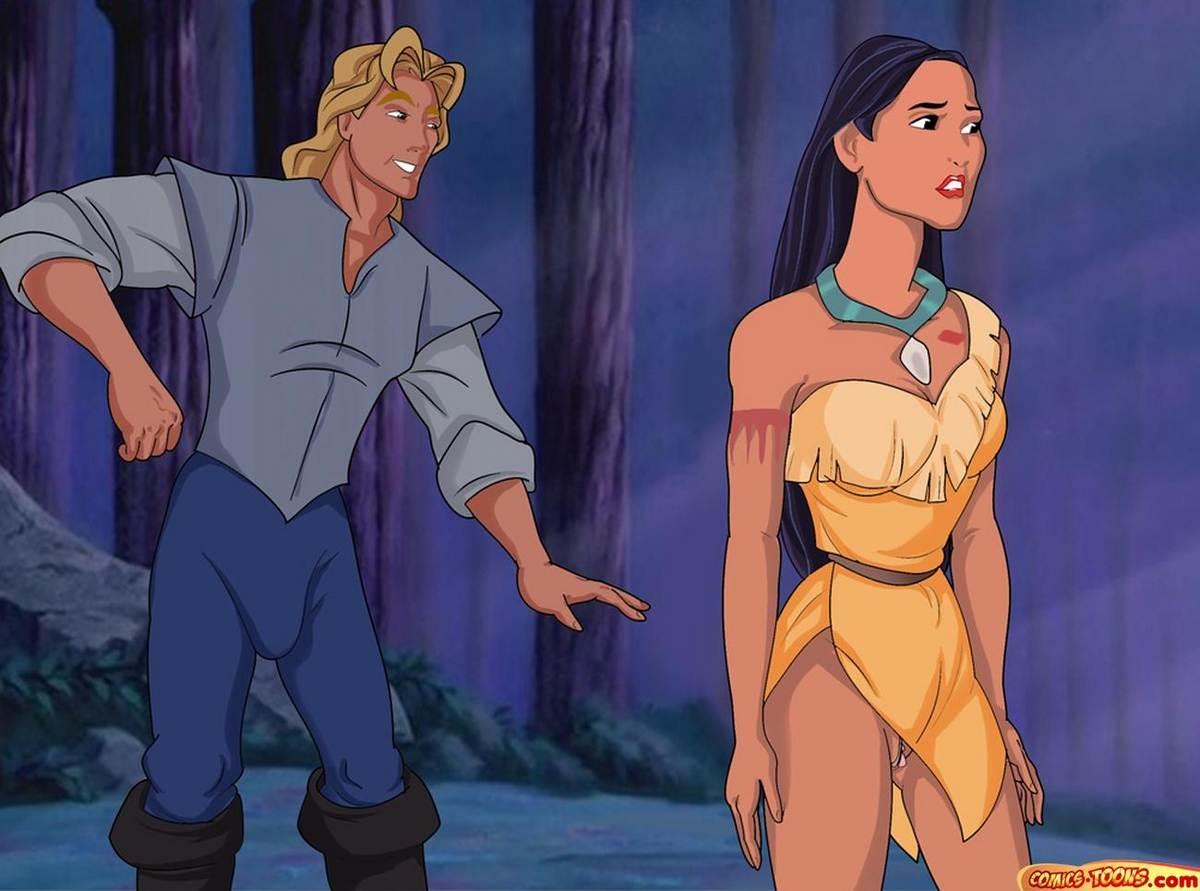 Vdeos Porno de Pocahontas Disney YouPorncom