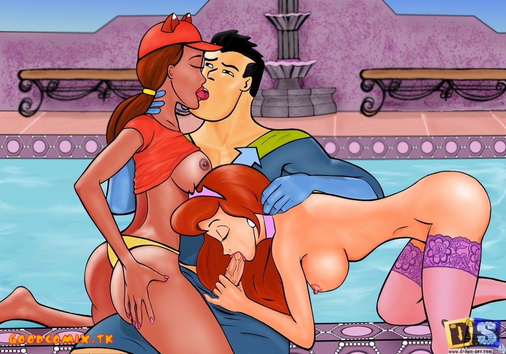 Drawn together foxxy sex