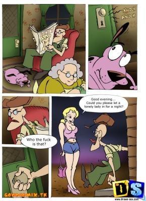 Cowardly Dog-page01