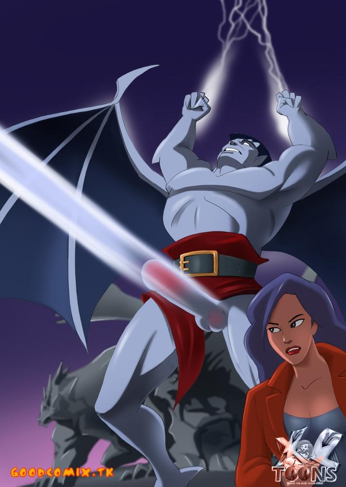 Elisa Maza & Goliath-01