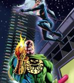 Spider-Man — [Online SuperHeroes] — Baron Von Strucker And Black Cat