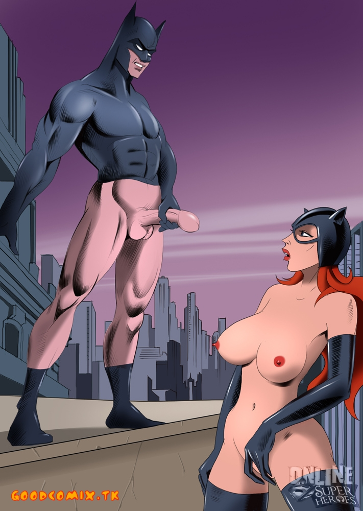 Batman and Catwoman-01