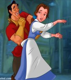 Beauty And The Beast — [TitFlaviy] — Belle & Gaston