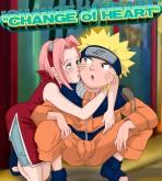 Naruto — [TitFlaviy] — Change Of Heart xxx porno