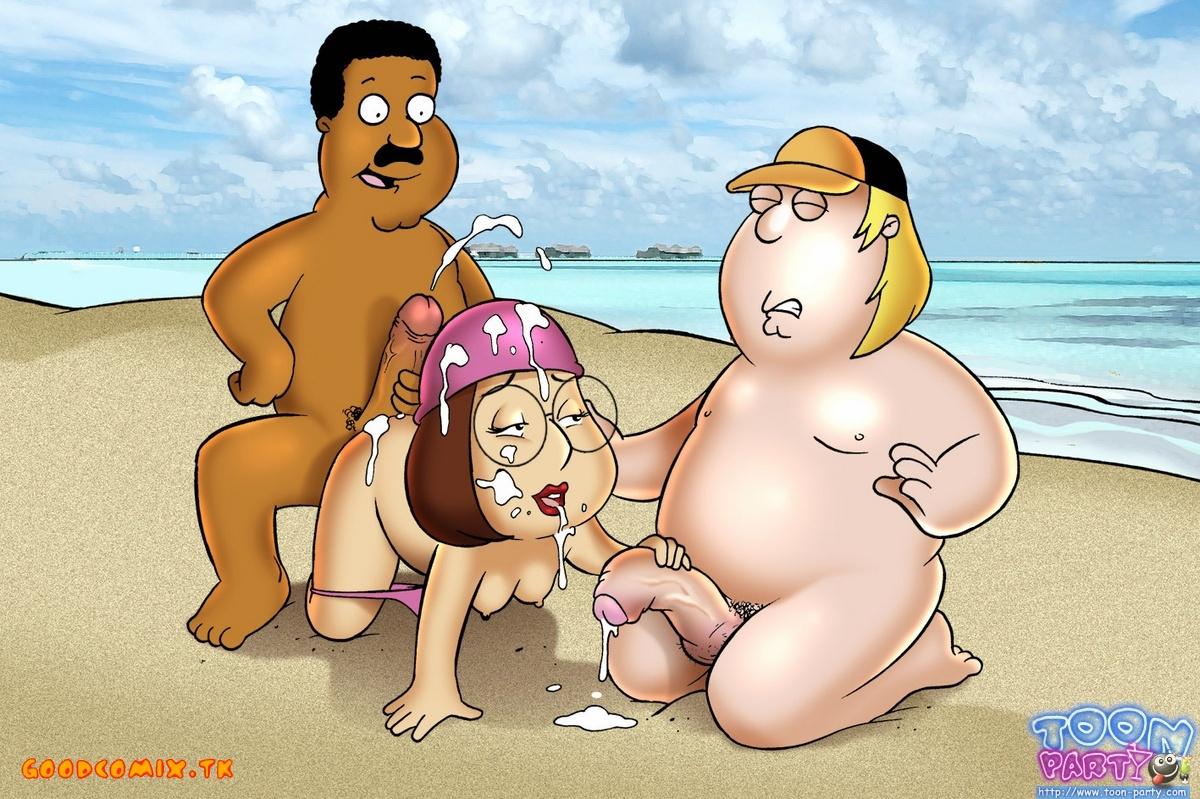 Fun On The Beach-01