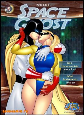 Space Ghost - Part 3 - 00_Cover