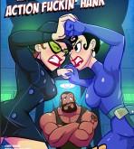 Dexter's Laboratory — [Jabcomix] — The Adventures Of Action Fuckin Hank Part.2 xxx porno