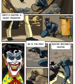 Batman — [Online SuperHeroes] — Catwoman Joker And Batman