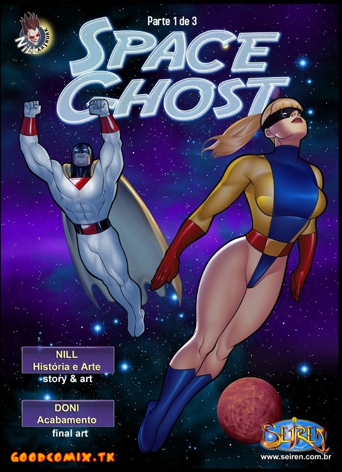 Space Ghost - Part 1-00_Cover