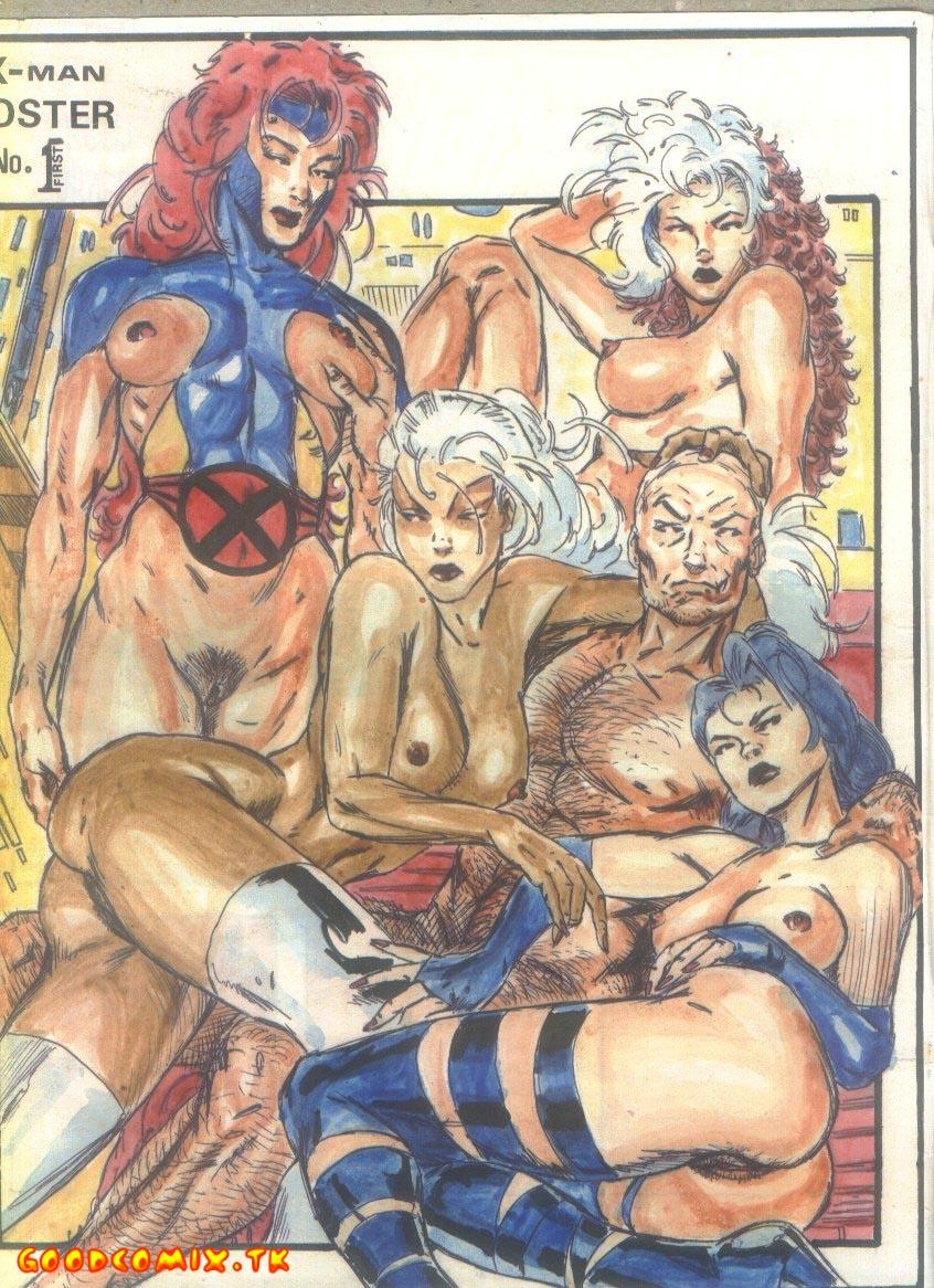 X-WOMEN-00_Cover