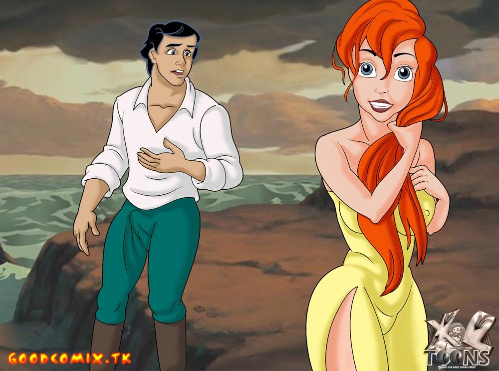 How I Met Ariel-01