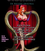 Who Framed Roger Rabbit — [Kogeikun] — Jessica Rabbit In Originale Sim