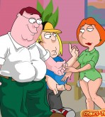 Family Guy — [Comics-Toons] — Mom And The Boys [NOT FULL][NO 4 IMG]