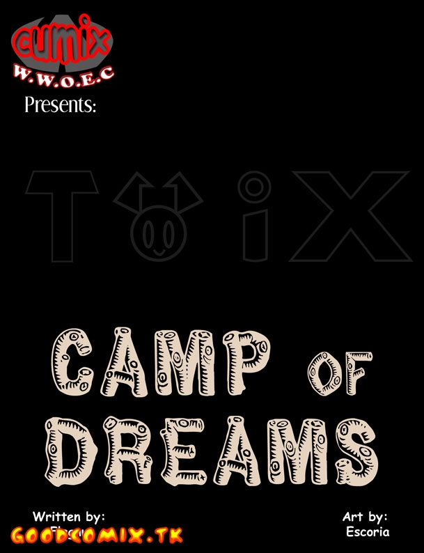 CAMP of DREAMS - 00_Cover
