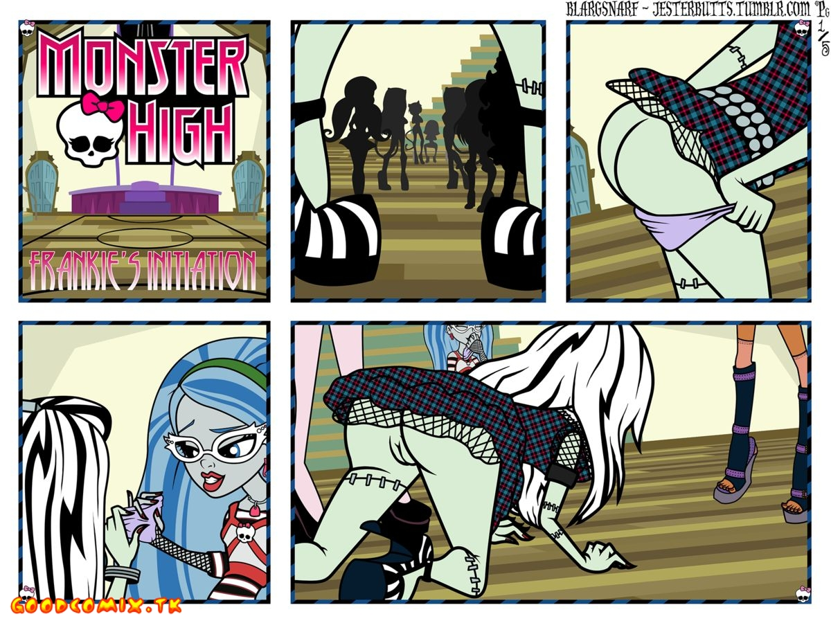 SureFap xxx porno Monster High - [Blargsnarf] - Frankie's Initiation