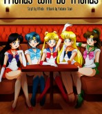 Sailor Moon — [Palcomix] — Friends Will Be Friends