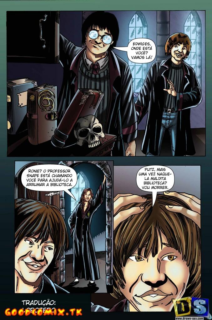 SureFap xxx porno Harry Potter - [Drawn-Sex] - Lesson Transformation
