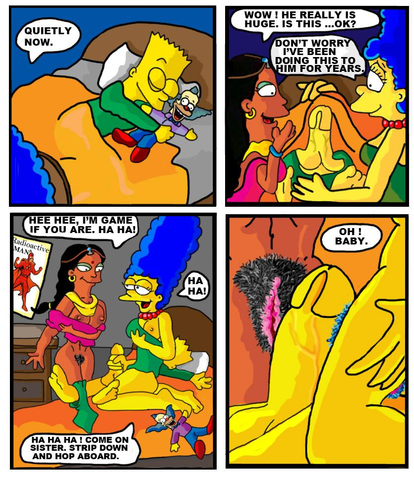 SureFap xxx porno The Simpsons - [necron99] - Again The Dream