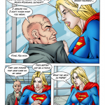 Superman — [Leandro Comics] — Lex Luthor Fucks Supergirl
