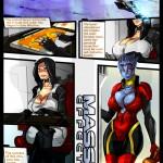 Mass Effect — [ArtofKamina] — Minute Of Rest For Miranda