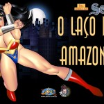 Wonder Woman — [Seiren] — O Laço Da Amazona