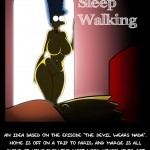 The Simpsons — [Kogeikun] — Sexy Sleep Walking