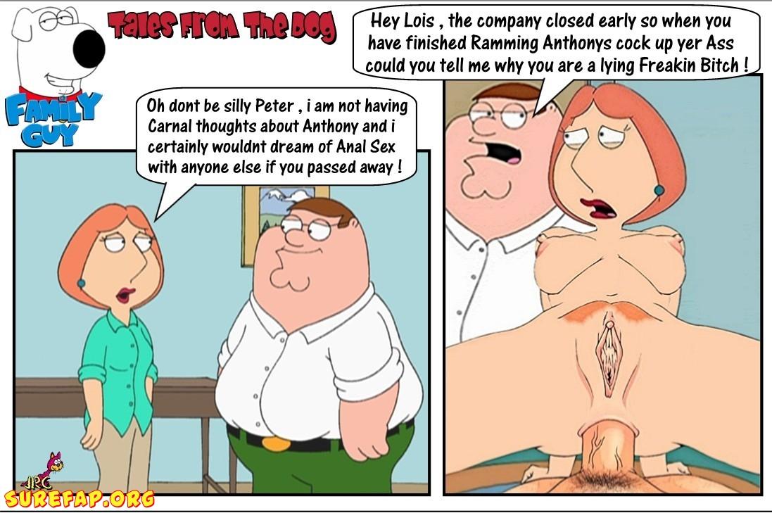 SureFap xxx porno Family Guy - A Dogs Tale Comic Pages
