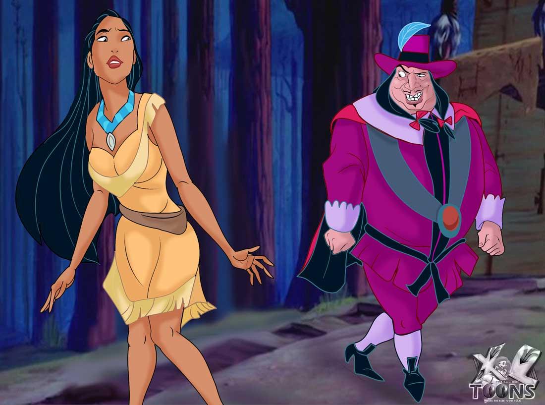 SureFap xxx porno Pocahontas - [XL-Toons] - Pocahontas And The Main Colonist