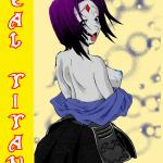 The Teen Titans — Raven Gets Trained