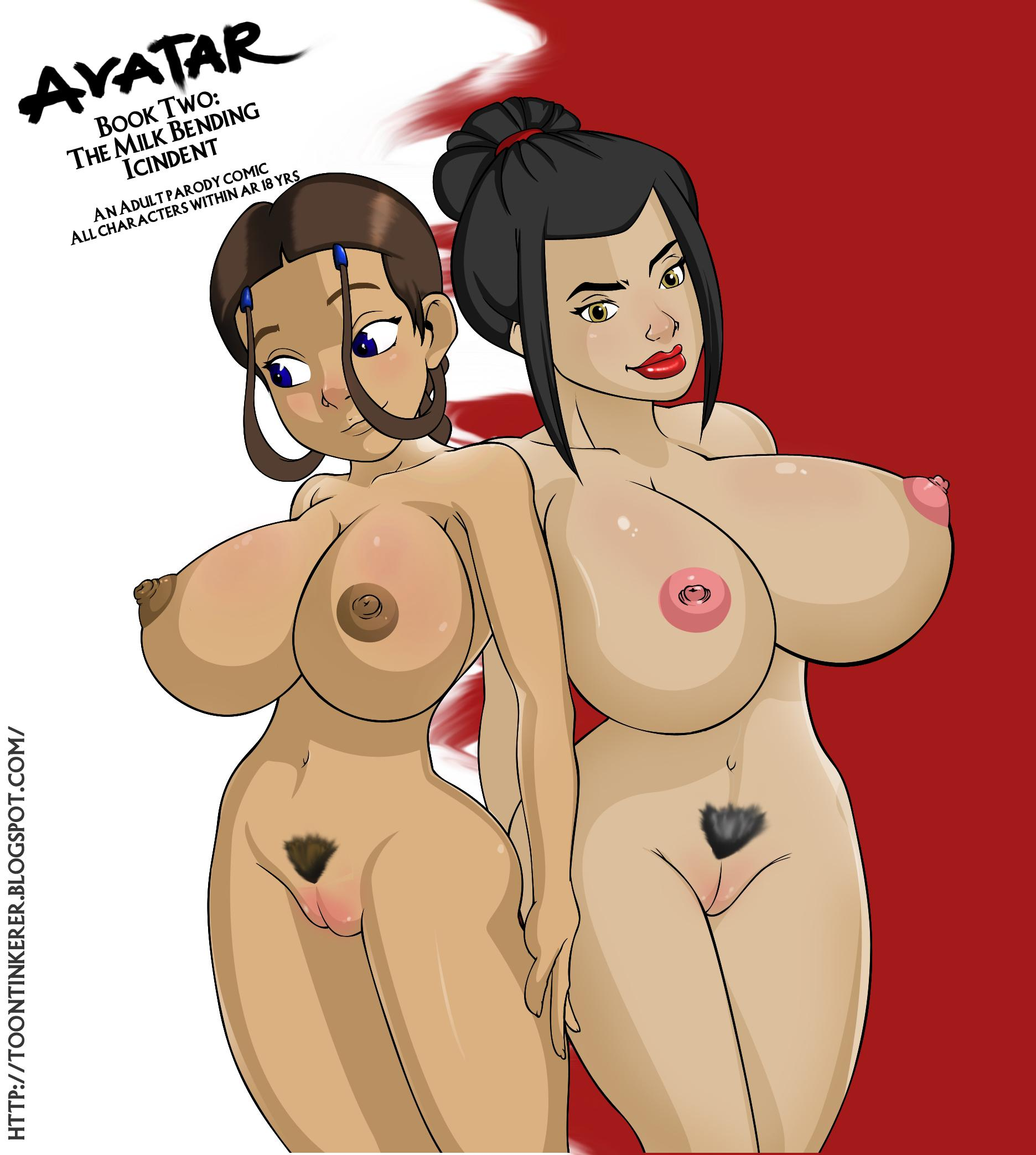 SureFap xxx porno Avatar the Last Airbender - [Toontinkerer] Book Two - The Milk Bending Icindent