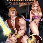 Thundarr The Barbarian — [Seiren] — Thundarr O Barbaro