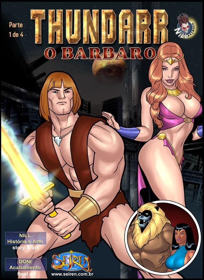 SureFap xxx porno Thundarr The Barbarian - [Seiren] - Thundarr O Barbaro