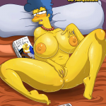 The Simpsons — [Kogeikun] — Marge Erotic Fantasies