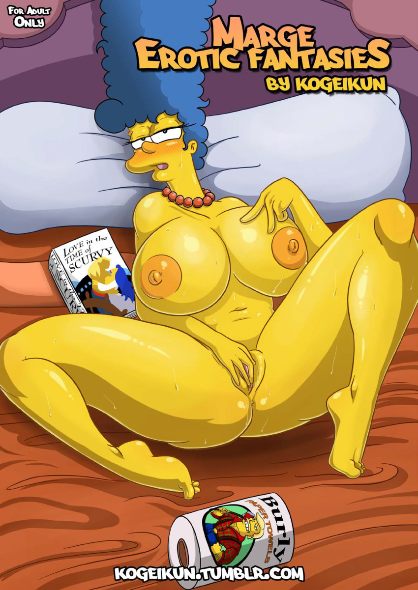 SureFap xxx porno The Simpsons - [Kogeikun] - Marge Erotic Fantasies
