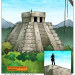 Tomb Raider — [Leandro Comics] — The Jungles of Guatemala And The Lost Ancient Of Timotihuacl